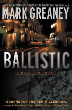 Ballistic (Paperback)