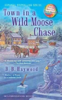 Town in a Wild Moose Chase (Paperback)