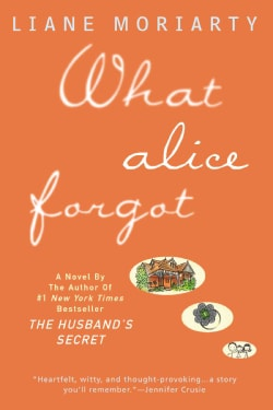 What Alice Forgot (Paperback)