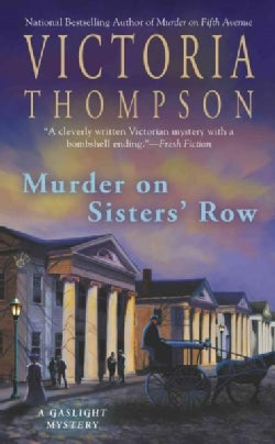 Murder on Sisters' Row (Paperback)