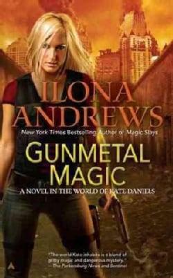 Gunmetal Magic (Paperback)