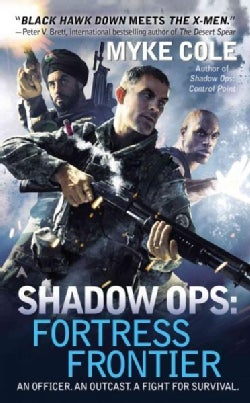 Shadow Ops: Fortress Frontier (Paperback)