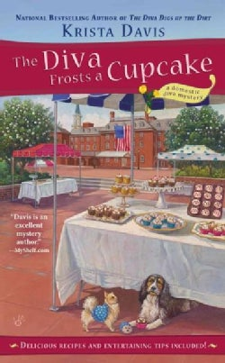 The Diva Frosts a Cupcake (Paperback)