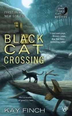 Black Cat Crossing (Paperback)