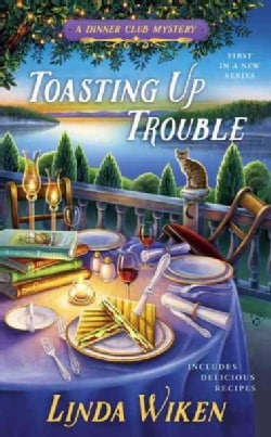 Toasting Up Trouble (Paperback)