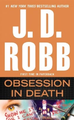 Obsession in Death (Paperback)