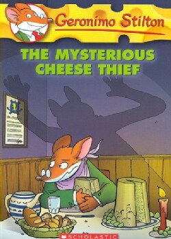 The Mysterious Cheese Thief (Paperback)