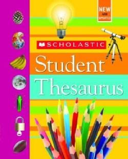 Scholastic Student Thesaurus (Hardcover)