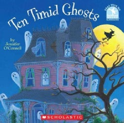 Ten Timid Ghosts (Paperback)