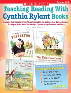 Teaching Reading With Cynthia Rylant Books (Paperback)