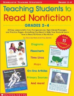 Teaching Students to Read Nonfiction: Grades 2-4 (Paperback)