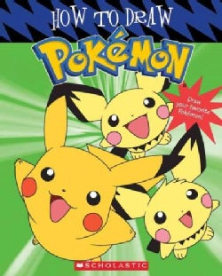 How to Draw Pokemon (Paperback)