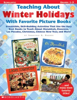 Teaching About Winter Holidays With Favorite Picture Books (Paperback)