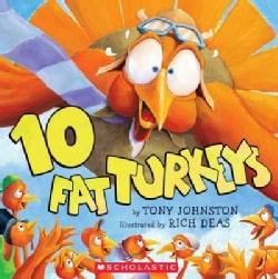 Ten Fat Turkeys (Paperback)