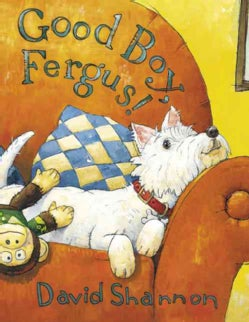 Good Boy, Fergus! (Hardcover)