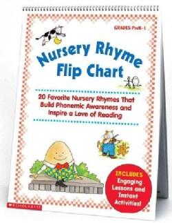 Nursery Rhyme Flip Chart (Paperback)