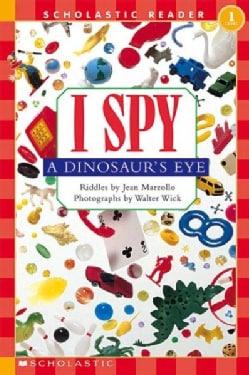 I Spy a Dinosaur's Eye (Paperback)