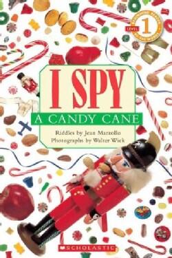 I Spy a Candy Cane (Paperback)