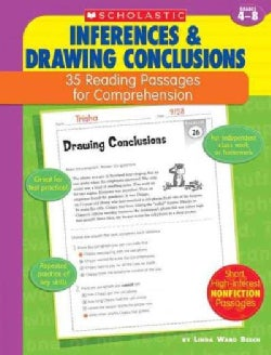 Inferences & Drawing Conclusions (Paperback)