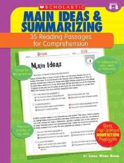 Main Ideas & Summarizing (Paperback)