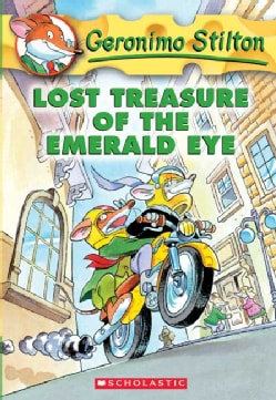 Lost Treasure of the Emerald Eye (Paperback)