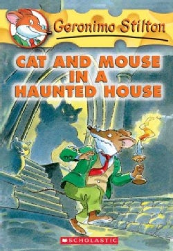 Cat and Mouse in a Haunted House (Paperback)