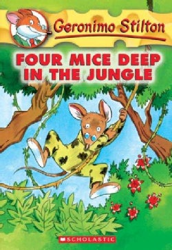 Four Mice Deep in the Jungle (Paperback)