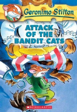 Attack of the Bandit Cats (Paperback)