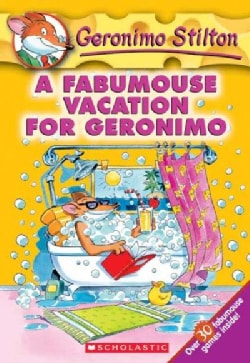 A Fabumouse Vacation for Geronimo (Paperback)