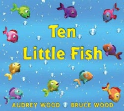 Ten Little Fish (Hardcover)