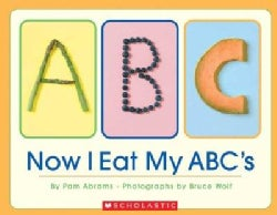 Now I Eat My ABC's (Board book)
