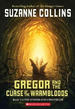 Gregor And the Curse of the Warmbloods (Paperback)