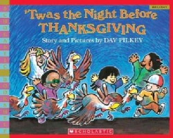 Twas the Night Before Thanksgiving (Paperback)