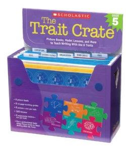 Trait Crate: Grade 5 (Hardcover)
