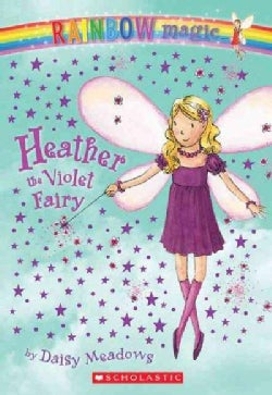 Heather the Violet Fairy (Paperback)