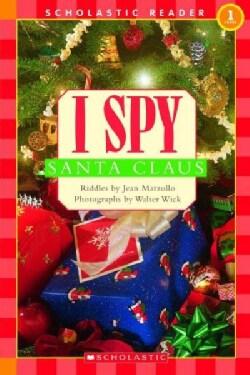 I Spy Santa Claus (Paperback)