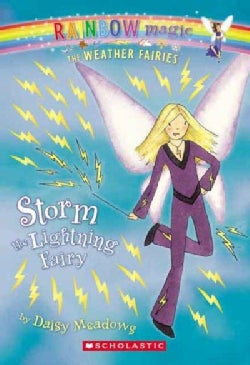 Storm, the Lightning Fairy (Paperback)