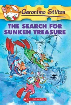 The Search for Sunken Treasure (Paperback)