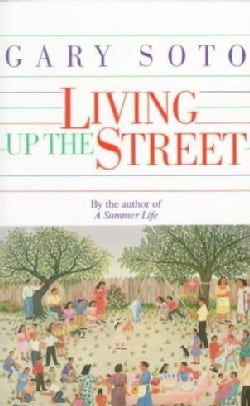 Living Up the Street (Paperback)