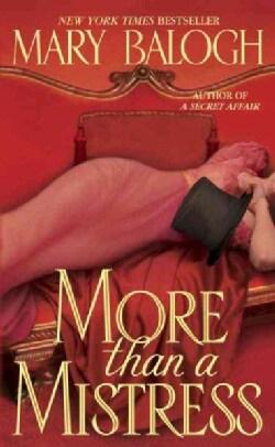 More Than a Mistress (Paperback)