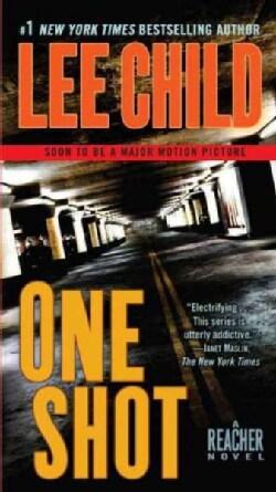 One Shot: A Jack Reacher Novel (Paperback)