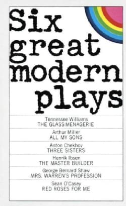 Six Great Modern Plays (Paperback)