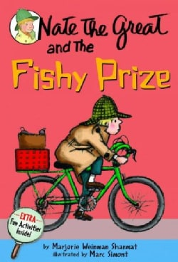 Nate the Great and the Fishy Prize (Paperback)