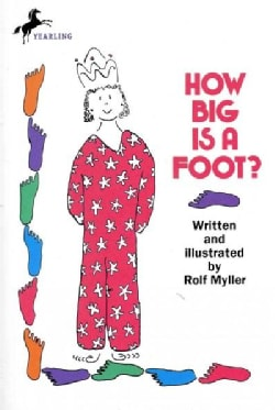 How Big Is A Foot? (Paperback)