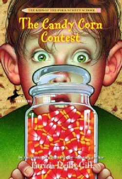 The Candy Corn Contest (Paperback)