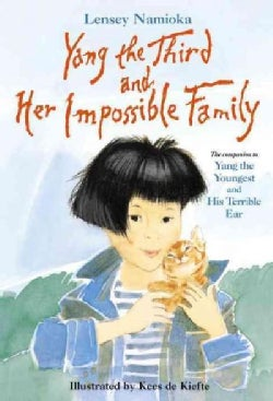 Yang the Third and Her Impossible Family (Paperback)