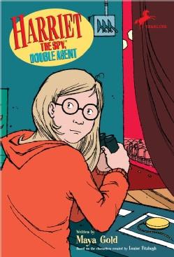 Harriet the Spy, Double Agent (Paperback)