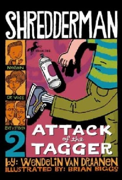 Attack of the Tagger (Paperback)