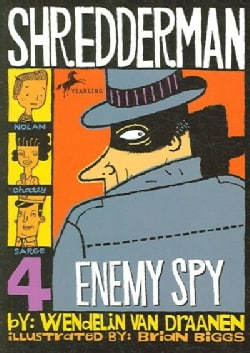Enemy Spy (Paperback)