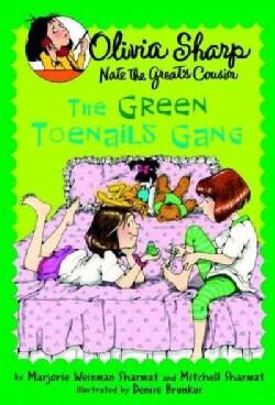 The Green Toenails Gang (Paperback)